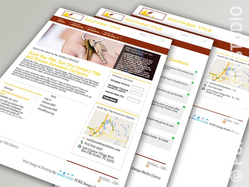 Our Professional Design Portfolio | Hernando Website Development